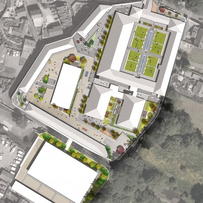 Former Shepton Mallet Prison